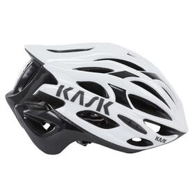 Kask Mojito Helm weiß/schwarz